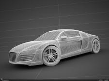 Audi R8 Wire
