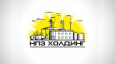 НПЗ Холдинг. Логотип