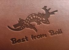 Логотип для магазина кожаных изделий