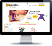Интернет — магазин «Bambinizon»
