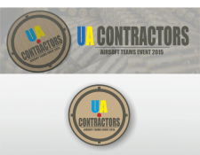 Дизайн логотипа  patch/шеврон под вышивку
