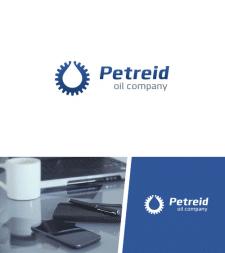 Нейминг и логотип «Petreid oil company»