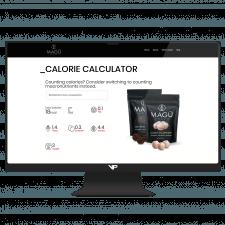 Калькулятор калорий товаров WooCommerce