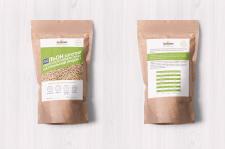 """Дизайн упаковки для натуральных продуктов""""Здорово"""""""
