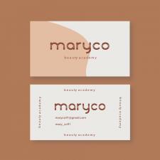Фірмовий стиль для Maryco
