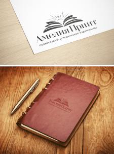 Логотип для издательства-типографии