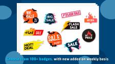 Баннер Badges