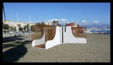 Проектирование роздевалки г.Малага Испания