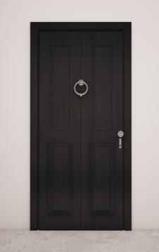 Визуализация и моделирование дверей