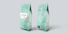 Дизайн упаковки для кофе Kava