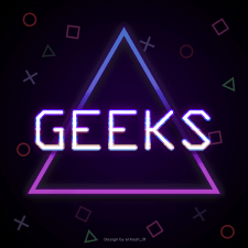 "Логотип для университетского клуба ""Geeks"""