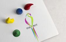 """Логотип для детского клуба """"Parrot"""""""