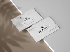 Дизайн визитки для ювелирной мастерской