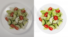 Обработка фото еды
