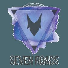 Лого для муз. группы '7Roads'
