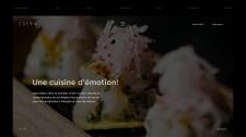 Сайт для ресторана FULLSTACK разработка. (158745)