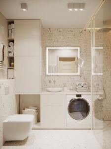 Дизайн квартиры. Ванная