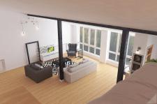 Проект квартири 67 м.кв