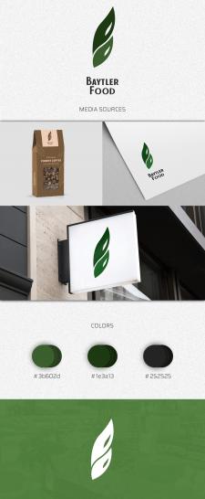 "Логотип ""Baytler Food"""