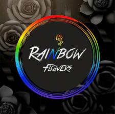 Лого Rainbow Flowers