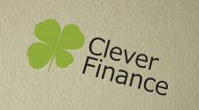 Логотип Clever finance