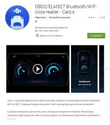 OBD2/ELM327 Bluetooth/Wi-Fi code reader - Carzis