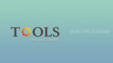 """Tools Online Store"", логотипа сайта, хедер"