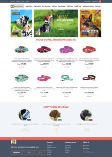 Интернет-магазин для собак, Американский рынок