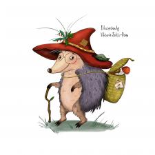 Книжная иллюстрация, детская книга