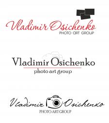 варианты логотипа для фотографа