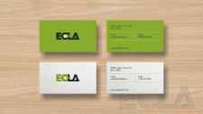 "Business Card for ""ECLA"""