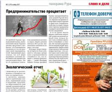 Литературный перевод для газеты