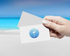 Разработка логотипа для туристической компании