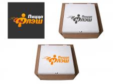 "Логотип для службы доставки пиццы - ""Флэш Пицца"""