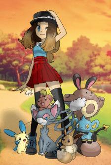Pokemon стиль