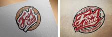 """Логотип доставки їжі """"FoodClub"""""""