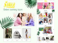 Jungle online shop