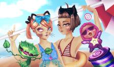 Иллюстрация к игре TERA