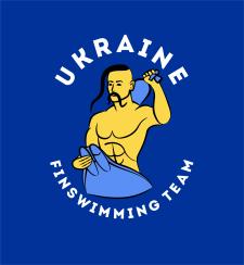 Лого для Украинской федерации подводного спорта
