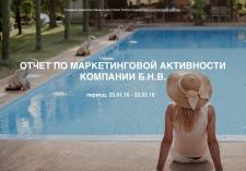 Комплексное маркетинговое продвижение БНВ