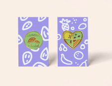 Дизайн значков и упаковки
