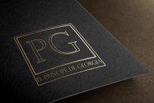 Логотип для винного бренда El Principe De Georgia