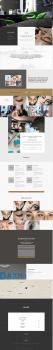 Настройка и наполнение html шаблона