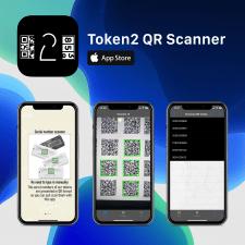 TOKEN2 QR Scanner