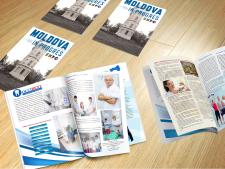 """Верстка журнала """"Molova in progres"""""""