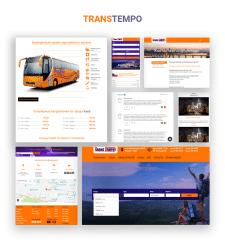"""Transportation system """"Transtempo"""""""