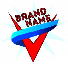 Именной логотип