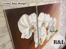 Картина триптих на заказ