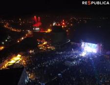 Аэросъемка дроном: фото, видео, панорамы