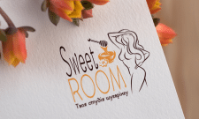 Логотип для студии шугарингу
